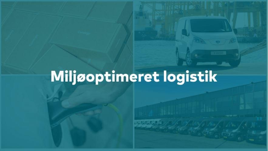 Gør din varetransport bæredygtig
